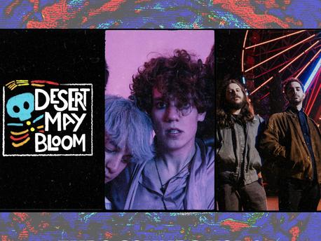 Euro Sounds Volume 2 - Desert May Bloom, Deaf Radio, NEEVE