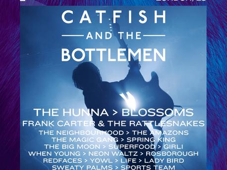 All Points East Festival - Catfish and The Bottlemen