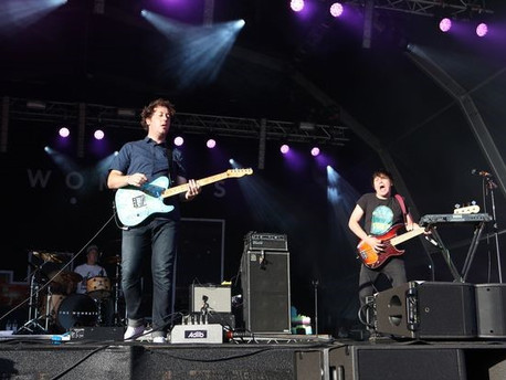 LIM Festival - The Wombats, Clean Cut Kid & Dave McCabe and the ramafactions
