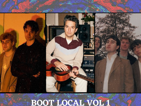 BOOT LOCAL VOL 1 w/ Dead Nature, Flechettes & Courting