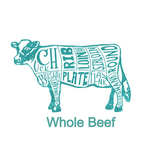 All Natural Premium Whole Beef Deposit