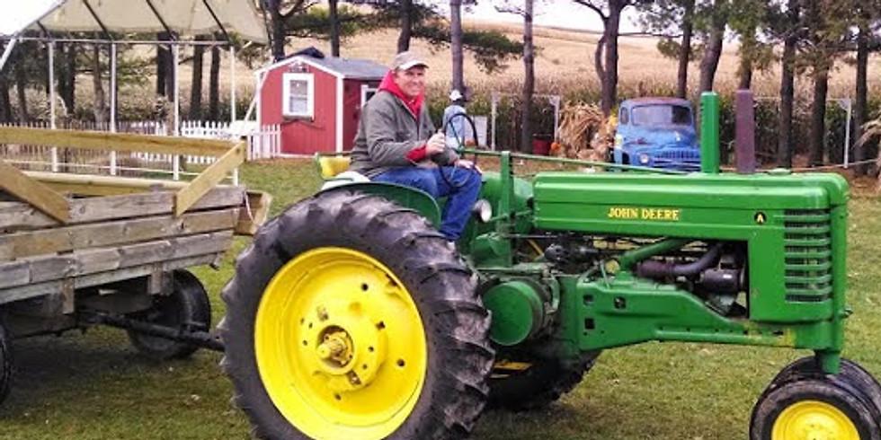 Fall Weekends at the Corn Maze & Pumpkin Patch