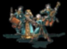 Merwenn trio de musique médiévale