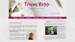 Entrevista en Tricia Ross Blog
