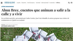 Reseña en Heraldo de Aragón, por José María Ariño