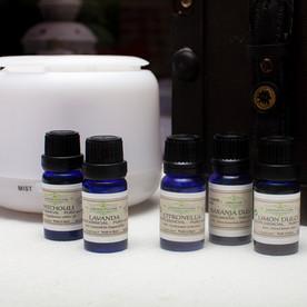 Aceites esenciales para neutralizar los malos olores