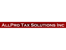 AllPro Tax Solutions Inc SLW Logo