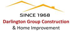 Darlington Group Construction Logo