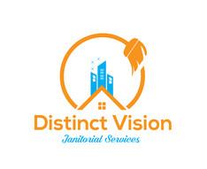 Distinct Vision Janitorial Services LLC logo