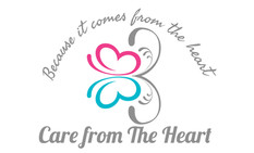 Care From The Heart Logo