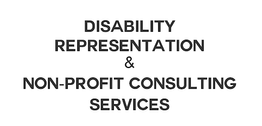 Disability Representation & Nonprofit Co