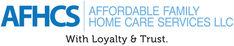 Affordable Family Home Care Services Logo