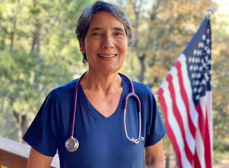 COVID-19 in Arizona: Notes from a Volunteer Nurse on Navajo Nation