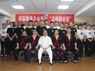 梁挺宗師2017年<西安種子教練班>   Great Grandmaster Leung Ting Xian Seminar 2017