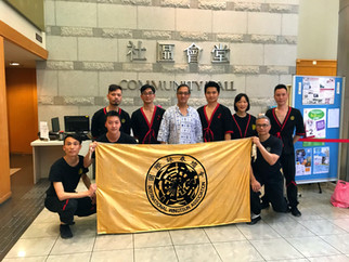 西螢盤社區中心詠春表演                      Western District Communicity Centre WingTsun Performance