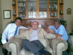 Wayne Myers y Miguel Lopez