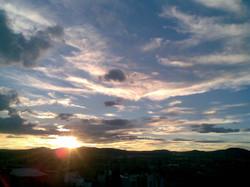 Cielo en Pachuca