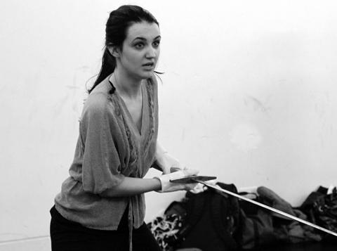 Macbeth rehearsal at RADA