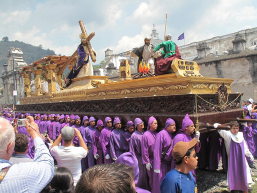 La Semana Santa- Ostern in Kolumbien