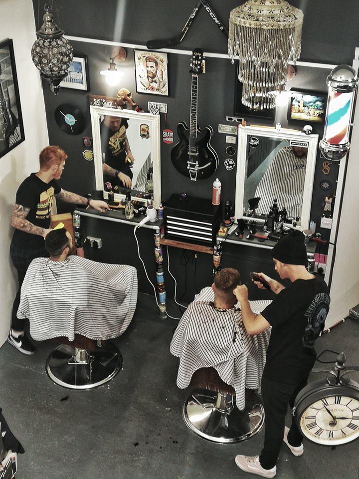 Gents Barbering