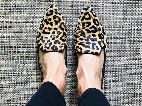 Thrifted Thursday: A Little Leopard