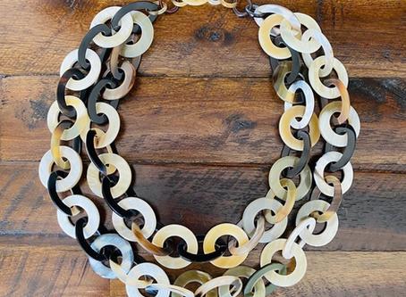 Souvenir Saturday: PR necklace