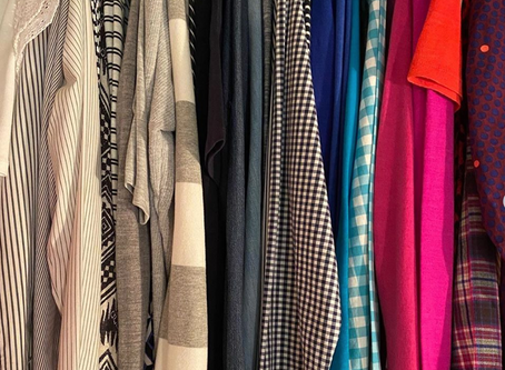 Fashion Friday: The Closet Clean Out