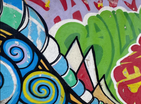 Travel Tuesday: Murals in Puerto Rico