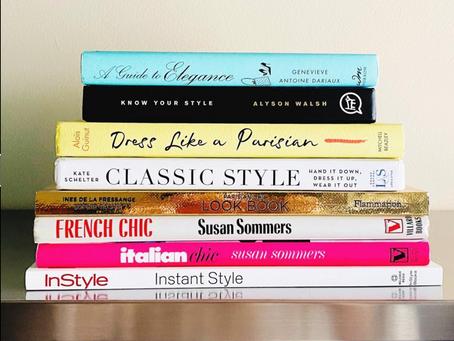 Fashion Friday: Books
