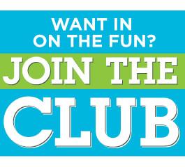 A member of a club!