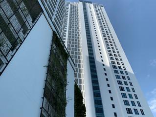 #111 Palm(ナクルア地区)45階建ての42階 超高層の新築2ベッドルーム