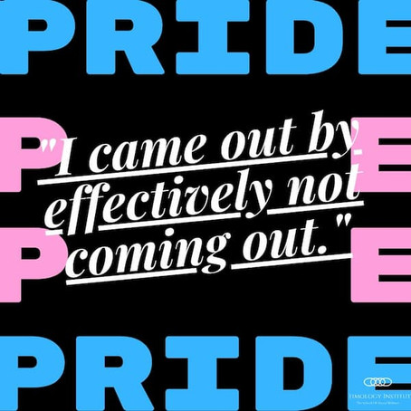 Tales Of My Coming Out / Welcoming In
