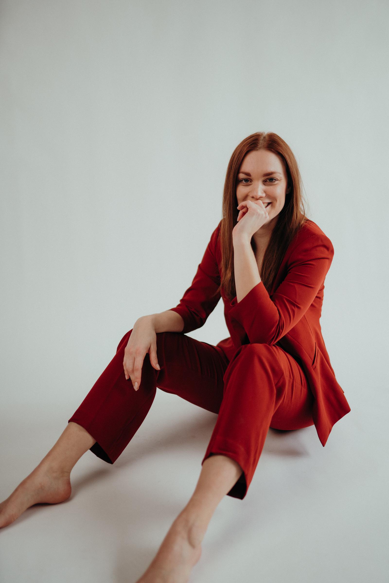Portrait Jennifer Buschmann