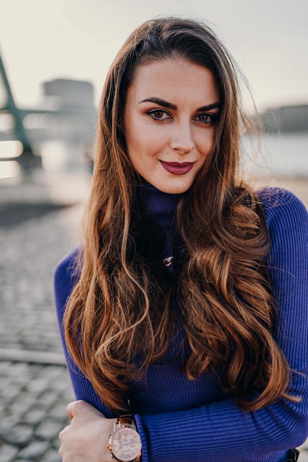 Portrait Magdalena Mishonova