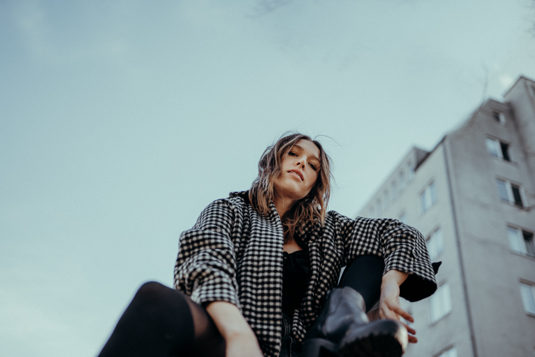 Portrait Lea Baum