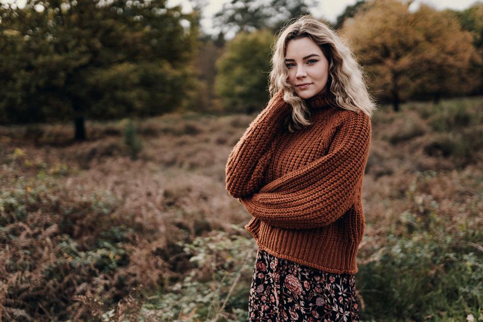 Portrait Leonie Gulbins