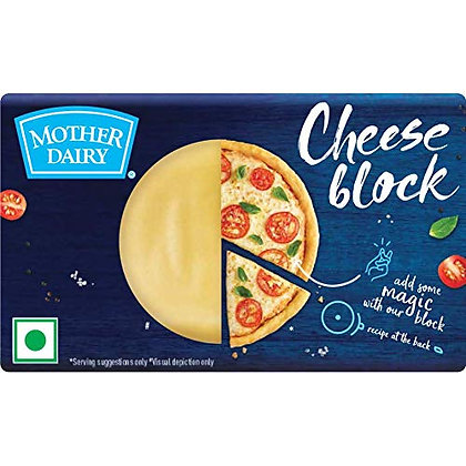 Mother Dairy Cheese Block