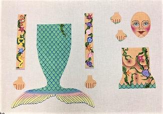 TS 1381- Mermaid