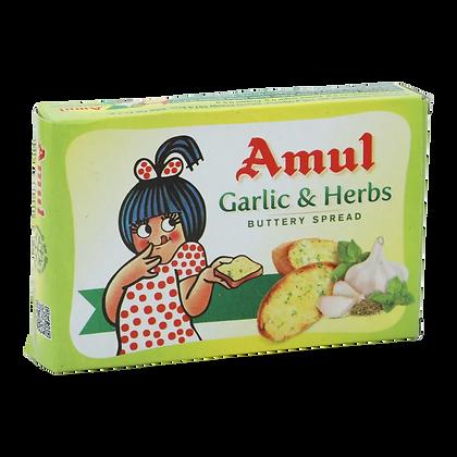 Amul Garlic & Herbs Butter Spread