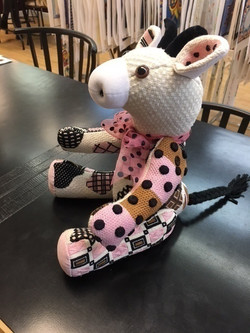 3D Cow side view
