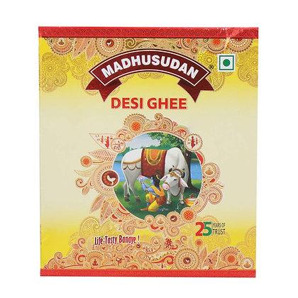 Madhusudan Desi Ghee-Carton