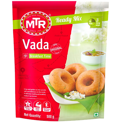 MTR Vada Mix 500 g Pack