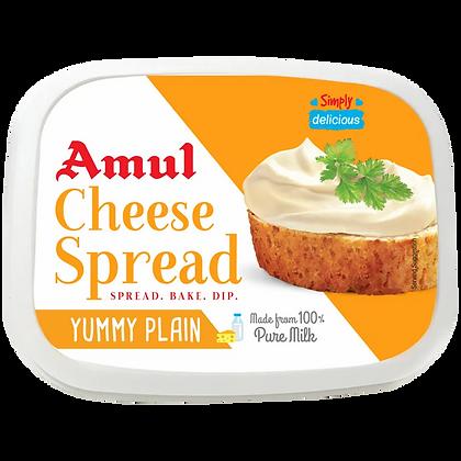 Amul Cheese Spread - Yummy Plain-Box