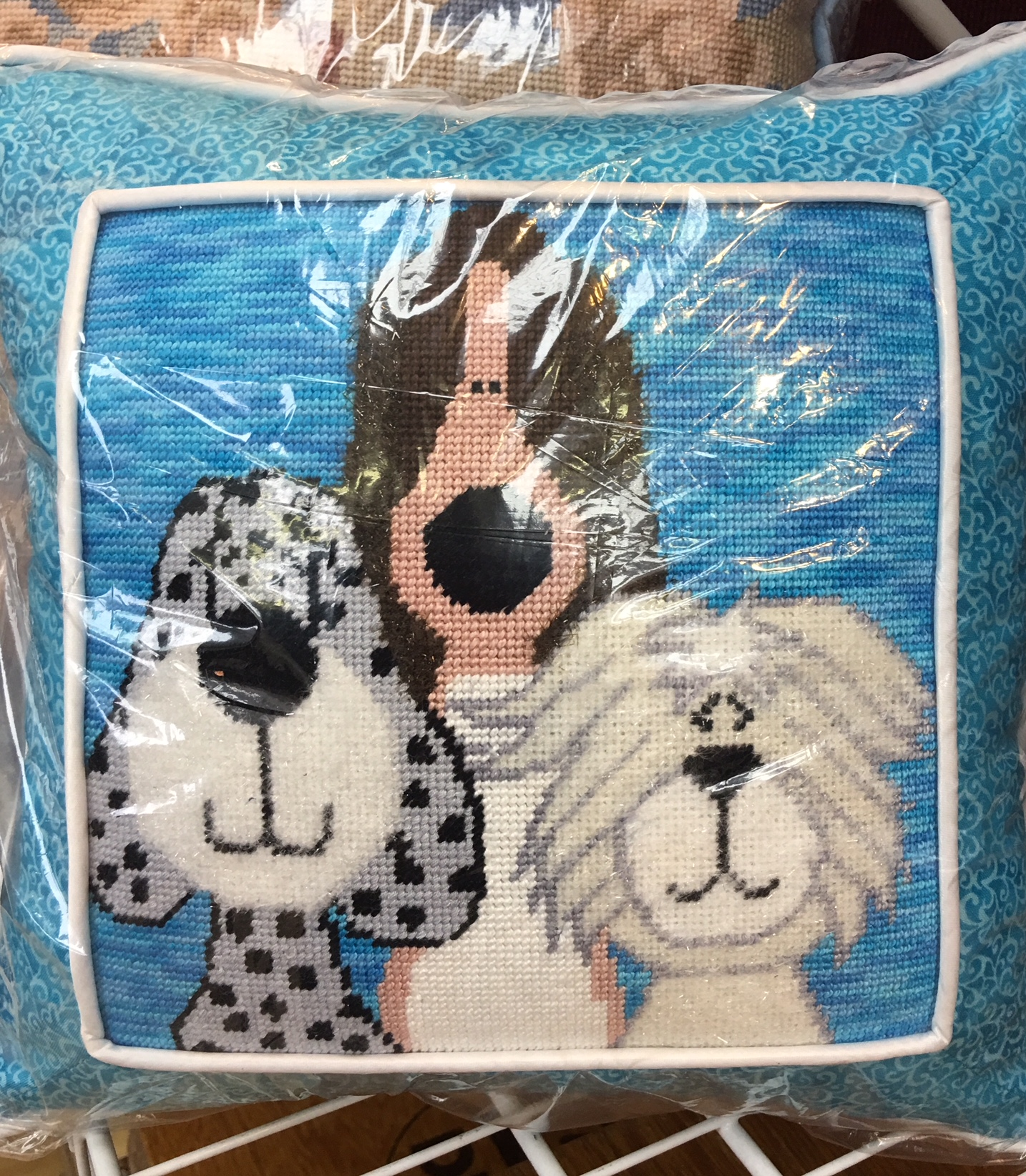 Julie Mar Dog Pillow