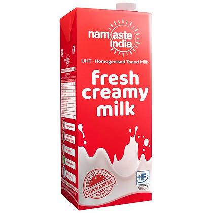 Namaste India UTH-Homogenised Toned Milk