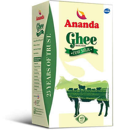 Ananda Cow Ghee - 1 L