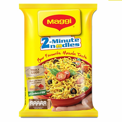 MAGGI 2-Minute Instant Noodles - Masala, 70g Pouch