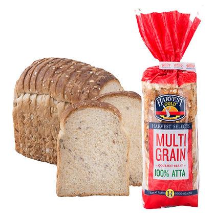 Daily Fresh Harvest Gold Bread - Multi Grain, 450 g Pack