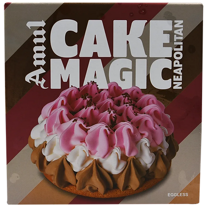 Amul Cake Magic