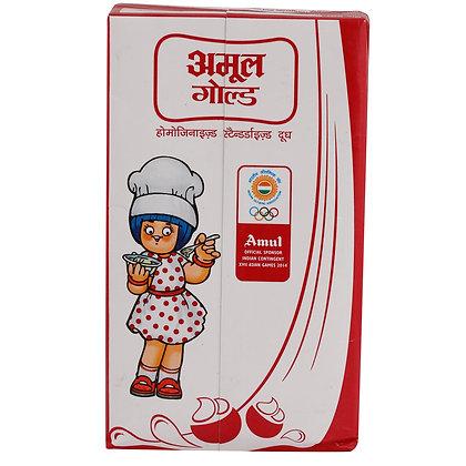 Amul Full Cream Milk-Carton